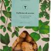 Paquete de galletas de avena, manzana y manzanilla