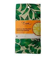 Fruta deshidratada - Piña y Jengibre