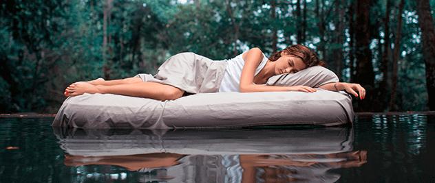Cómo dormir bien con esta rutina de 7 pasos