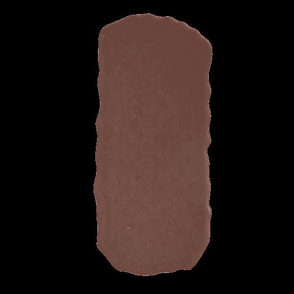 Barra de chocolate con leche sin agregados