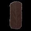 Barra de chocolate, frambuesa, manzanilla, manzana cacao nibs